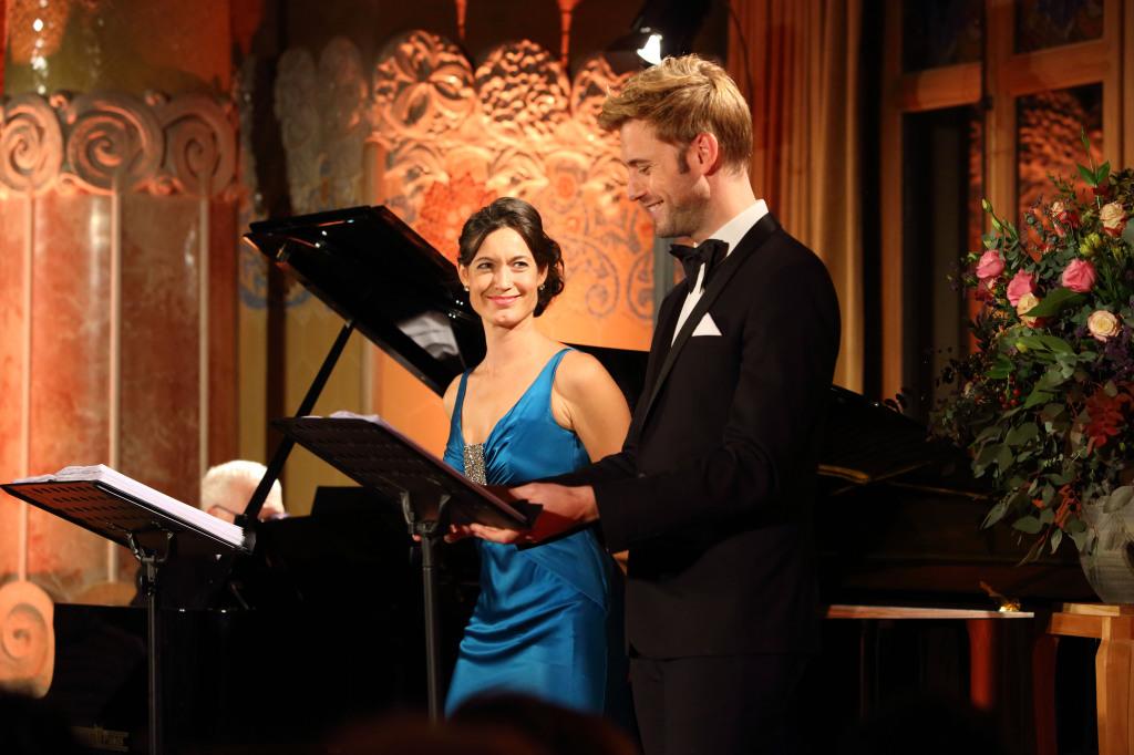Kate Royal i Benjamin Appl