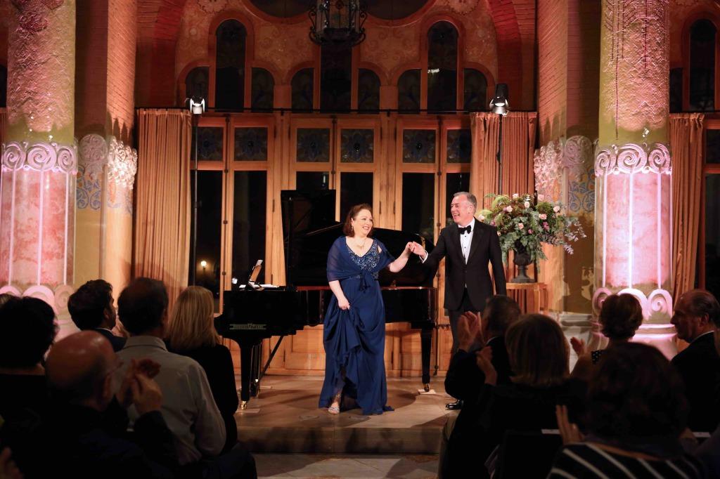 Dorothea Röschmann i Malcolm Martineau
